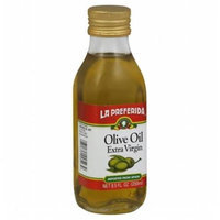 LA PREFERIDA 7309 LA PREFERIDA OIL OLIVE SPANISH - Case of 12 - 8.5 OZ