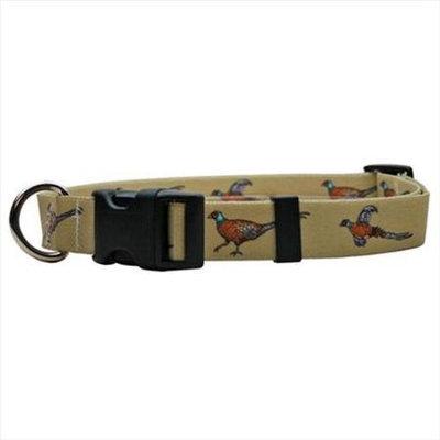 Yellow Dog Design PH103L Pheasants Standard Collar - Large