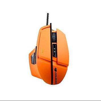 COUGAR 600M MOC600O Orange Wired Laser Gaming Mouse