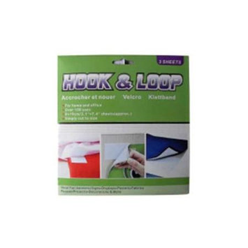 Bulk Buys Hook and loop bonding tape Case Of 8