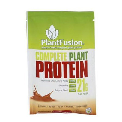 PlantFusion - Nature's Most Complete Plant Protein Chocolate Raspberry - 12 Packets