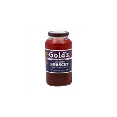Gold's Soup Borscht Gold Unsltd -Pack of 6