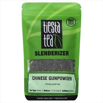 Tiesta Tea 2 oz. Chinese Gunpowder Slenderizer Tea Case Of 6