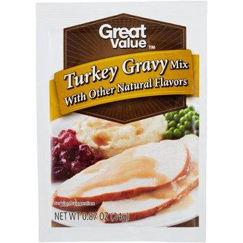 Great Value Turkey Gravy Mix