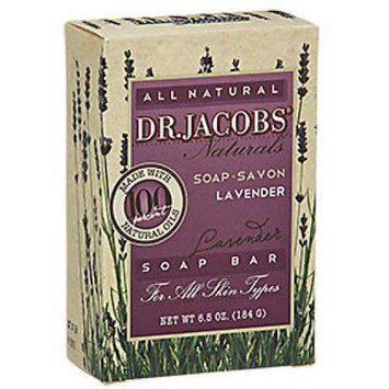 Dr. Jacobs Lavender Castile Bar Soap