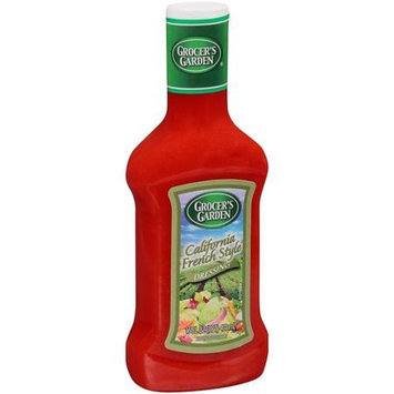 Richelieu Foods, Inc. French Dressing 16 Fluid Ounce Plastic Bottle