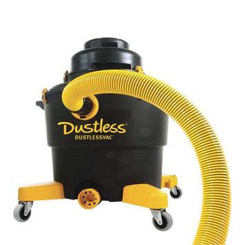 Dustless Technologies Vacuums DustlessVac 16 gal. Wet/Dry Vacuum Blacks D1603