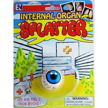 Tedco Toys 20121EY Organ Splatter Eye