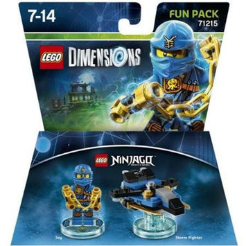 Warner Brothers LEGO Dimensions Fun Pack- Ninjago Jay