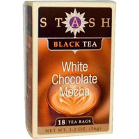 Stash Tea White Chocolate Mocha (6x18 BAG)