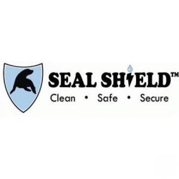 Seal Shield SSKSV208GR Silver Seal Medical Grade Keyboard - Dishwasher Safe & Antimicrobial - Iso Gree