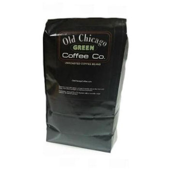 Old Chicago C00316 Fair Trade Certified Green Coffee Beans