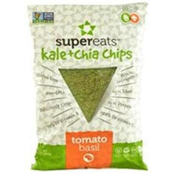 Supereats Kale & Chia Chips Tomato Basil 5 oz