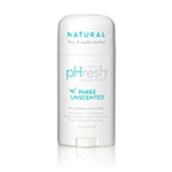 pHresh Deodorant, Phree Unscented, 1.7 oz