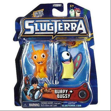 Slugterra SERIES 2 Mini Figure 2-Pack Burpy & Bugsy [Includes Code for Exclusive Game Items]