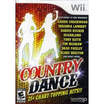 Game Mill Wii - Country Dance - By Gamemill