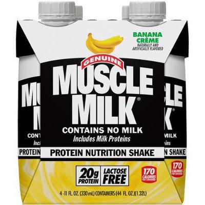 CytoSport Muscle Milk RTD Banana Creme 11oz 12 ct