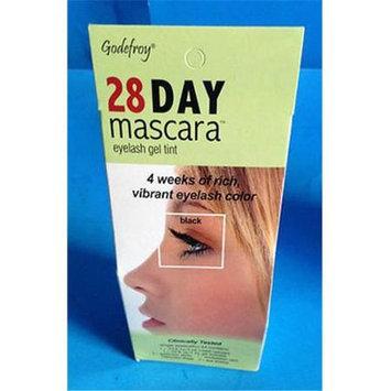 Godefroy R59 28 Day Permanent Eyelash Tint Mascara - Single Application Black