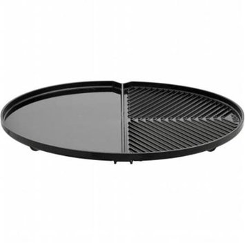 Cadac 8910-100 Split Grill/Griddle for Carri Chef Grills