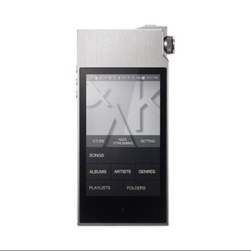 Astell & Kern AK120II High Resolution Dual DAC Music Player (Silver)