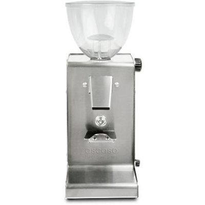 Ascaso 1FSin I-Steel Espresso Grinder - Flat Burr