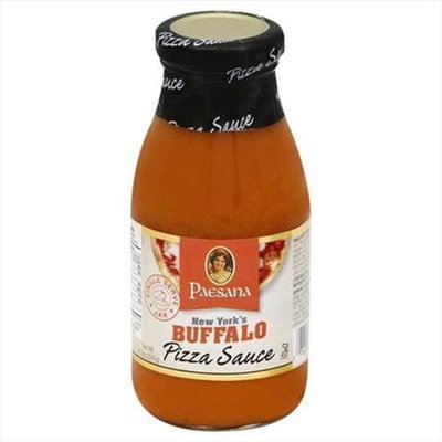 Paesana 8.5 oz. Buffalo Pizza Sauce - Case Of 6