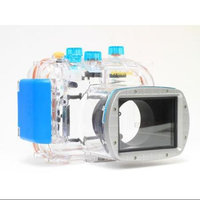 Polaroid Dive Rated Waterproof Underwater Housing Case For Nikon Coolpix P7000