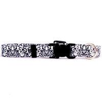 Yellow Dog Design DAM102M Damask Standard Collar - Medium