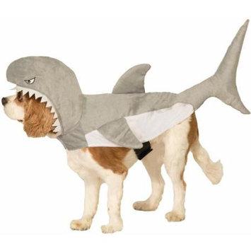 Forum Novelties Plush Shark Pet Costume Medium