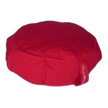 Peach Blossom Yoga 11005 Zafu Pillow - Red