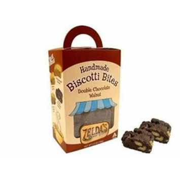 Zelda's Sweet Shoppe Zeldas Sweet Shoppe Biscotti Bx Dbl Choc Wlnt 5.5 OZ (Pack of 6)