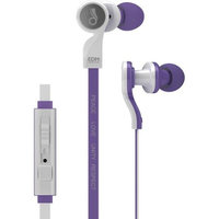 MEElectronics EDM Universe D1P In-Ear Headphones with Inline Microphone (PURPLE)