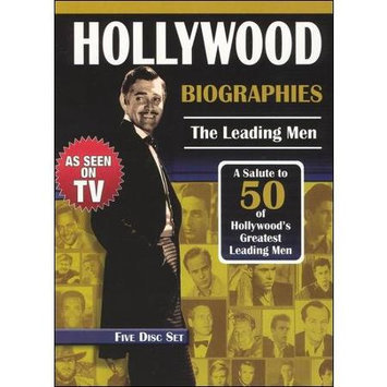 Koch Entertainment HOLLYWOOD BIOGRAPHIES: LEADING MEN (DVD) [5 DISCS]