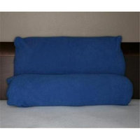 Living Healthy Products KIT Multi Position Pillow w/ extra Blue Micro Fiber Cover