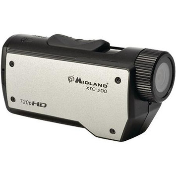 Midland XTC200VP3 Wearable Action Video Camera with HiDef 720p