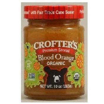 Crofters Organic Just Fruit Spread Seville Orange 10 oz