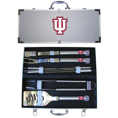 Siskiyou Buckle Co., Inc. NCAA Team Logo Barbecue Tool Set - Indiana Hoosiers