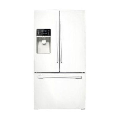 Samsung 32 Cu Ft French Door Refrigerator White Reviews