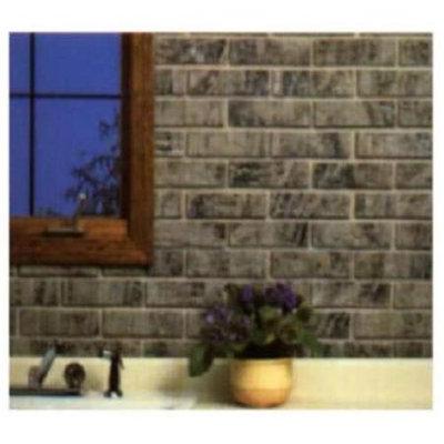 Z-Brick #ZC017205 CTN 20 Grey Brick Facing
