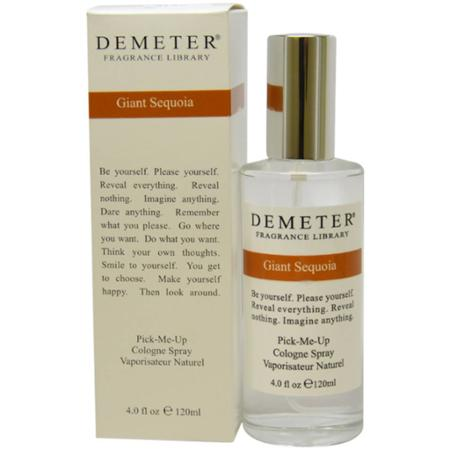 Demeter Giant Sequoia 4 oz Cologne Spray