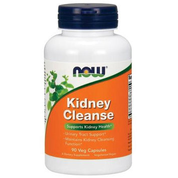 Kidney Cleanse Now Foods 90 VCaps
