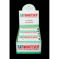 Eatwhatever 624-Case Breath Freshener Peppermint 54 Count