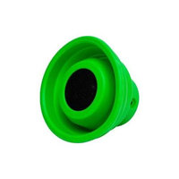 Syba Oblanc X-Horn Portable Bluetooth 2.0 Collapsible Speaker (Green)