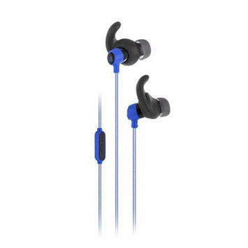 Harman Multimedia Jbl - Reflect Mini Earbud Sport Headphones - Blue