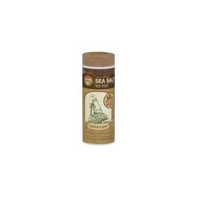 Beksul Bibigo Sun-Dried Sea Salt 4.9-Ounce (Pack Of 6)