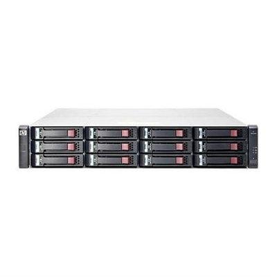 Hewlett Packard SMART BUY MSA 2040 ES SAN DC LFF STORAGE