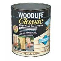 Rust-oleum Woodlife 1qt Classic Clear Wood Preserver (00902)