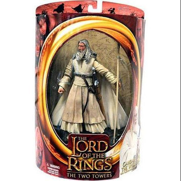 Toybiz Gandalf the White Lord of the Rings the Two Towers 6 Inch Action Figure
