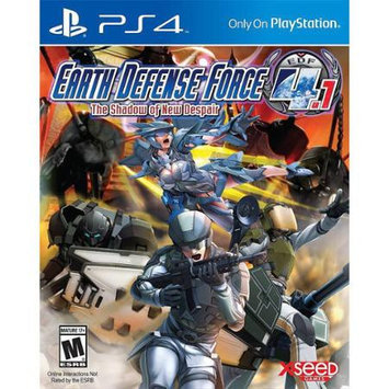 Xseed Games Earth Defense Force 4.1: The Shadow Of New Despair - Playstation 4