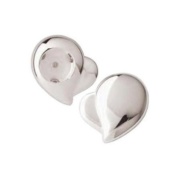 Franmara Silver Plated, Heart Shaped Foil Cutter